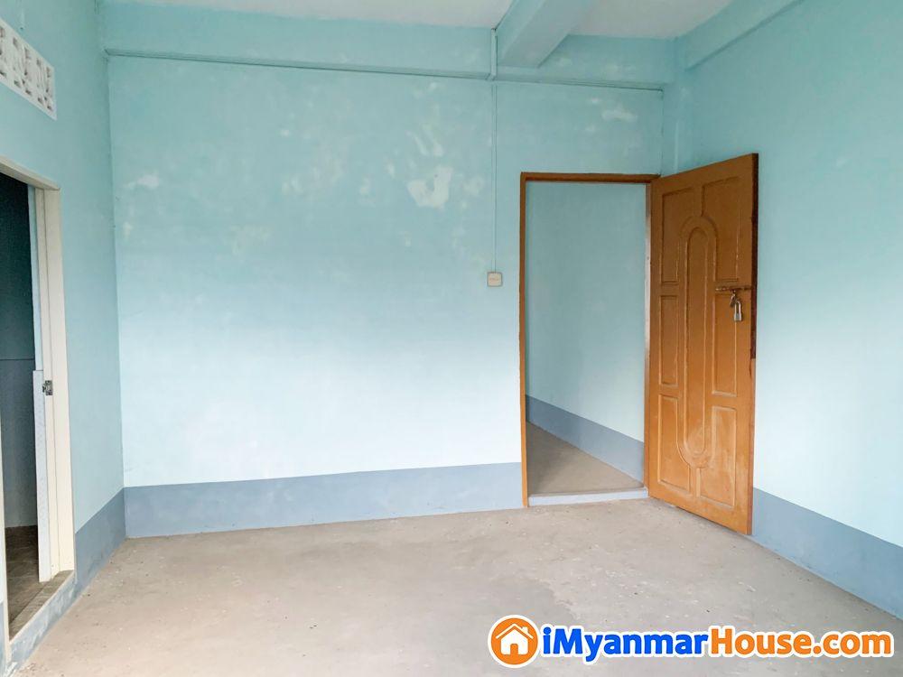 စမ်းချောင်း ရှမ်းကုန်းလမ်းရှိ ဈေးတန် မီနီကွန်ဒို ဘဏ်အရစ်ကျ အရောင်း - ေရာင္းရန္ - စမ္းေခ်ာင္း (Sanchaung) - ရန္ကုန္တိုင္းေဒသႀကီး (Yangon Region) - 1,300 သိန္း (က်ပ္) - S-8669872 | iMyanmarHouse.com