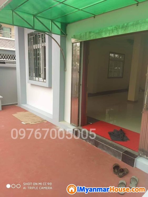 🏘 3 RC ခြဲ လုံးခ်င္းတိုက္ အျမန္ေရာင္းမည္။ 🏘 Code - 241 ( HN ) - ရောင်းရန် - သာကေတ (Thaketa) - ရန်ကုန်တိုင်းဒေသကြီး (Yangon Region) - 2,850 သိန်း (ကျပ်) - S-8676125   iMyanmarHouse.com