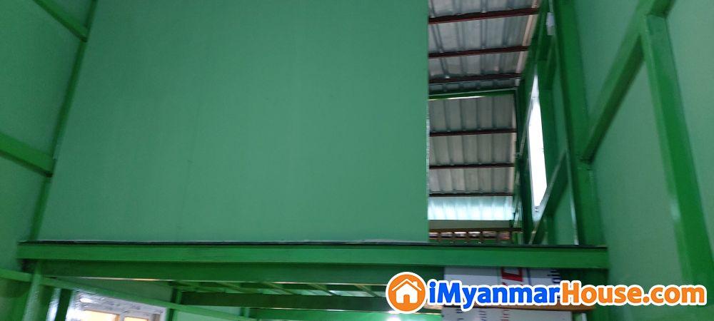 ၅၆ရပ်ကွက် အိမ်နှင့်ခြံအရောင်း - ေရာင္းရန္ - ဒဂံုၿမိဳ ႔သစ္ ေတာင္ပိုင္း (Dagon Myothit (South)) - ရန္ကုန္တိုင္းေဒသႀကီး (Yangon Region) - 165 သိန္း (က်ပ္) - S-8710843 | iMyanmarHouse.com