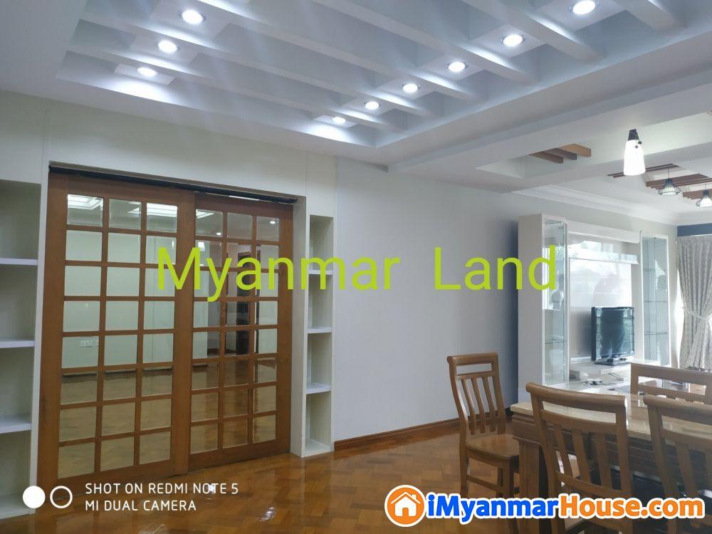 Pyay Road Shwe Hinn Thar Tower 2200sqft - ေရာင္းရန္ - လိႈင္ (Hlaing) - ရန္ကုန္တိုင္းေဒသႀကီး (Yangon Region) - 3,650 သိန္း (က်ပ္) - S-8711370 | iMyanmarHouse.com