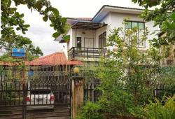 ရန်ကုန်မြို့မြောက်ဒဂုံမြို့နယ် (43)ရပ်ကွက် ပေ၄၀ပေ၆၀ အကျယ်အဝန်းရှိသော နှစ်ထပ်အိမ်အရောင်း