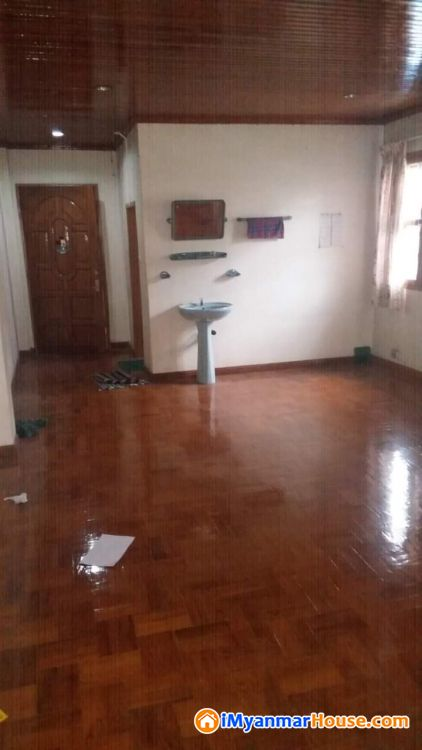 အိမ်ရောင်းမည် - ရောင်းရန် - လှိုင် (Hlaing) - ရန်ကုန်တိုင်းဒေသကြီး (Yangon Region) - 6,500 သိန်း (ကျပ်) - S-8772973   iMyanmarHouse.com