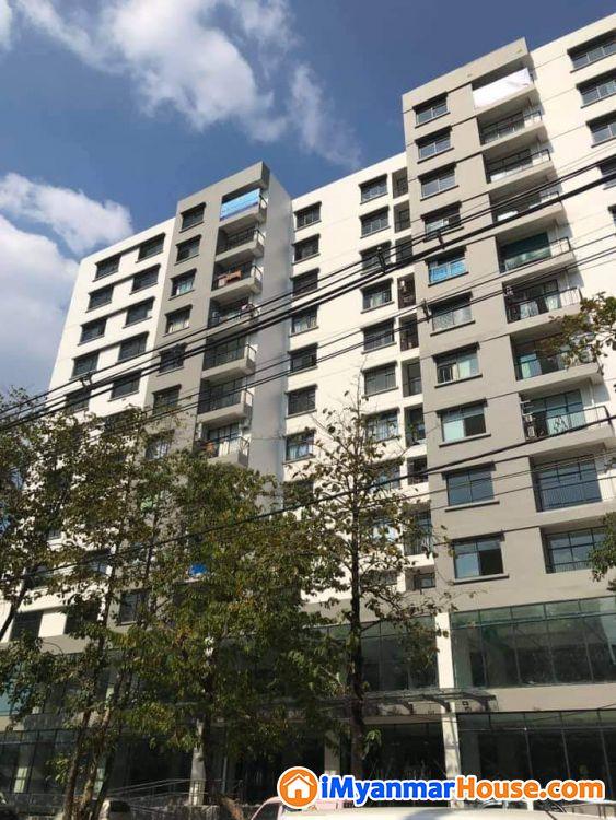 ပြည်တော်သစ်အိမ်ရာ ကွန်ဒို အခန်းရောင်း - ရောင်းရန် - ပုဇွန်တောင် (Pazundaung) - ရန်ကုန်တိုင်းဒေသကြီး (Yangon Region) - 680 သိန်း (ကျပ်) - S-8784785   iMyanmarHouse.com