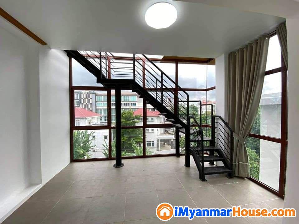 ဗဟန်းမြို့နယ်၊ ဝင်္ကဘာလမ်းသွယ်ရှိ ဓါတ်လှေကားပါ ၄ထပ်တိုက်သစ် ရောင်းမည်။ - ရောင်းရန် - ဗဟန်း (Bahan) - ရန်ကုန်တိုင်းဒေသကြီး (Yangon Region) - 20,000 သိန်း (ကျပ်) - S-8797561 | iMyanmarHouse.com