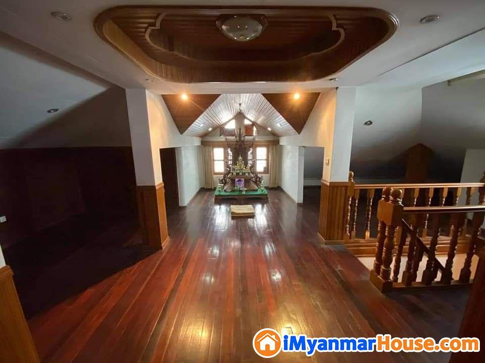 (၇)မိုင် ကုန်းမြင့်ရိပ်သာ (၆)ရပ်ကွက်ပြည်လမ်းမအနီး၂ထပ်လုံးချင်းအိမ်ရောင်းမည် - ရောင်းရန် - မရမ်းကုန်း (Mayangone) - ရန်ကုန်တိုင်းဒေသကြီး (Yangon Region) - 10,000 သိန်း (ကျပ်) - S-8797608   iMyanmarHouse.com