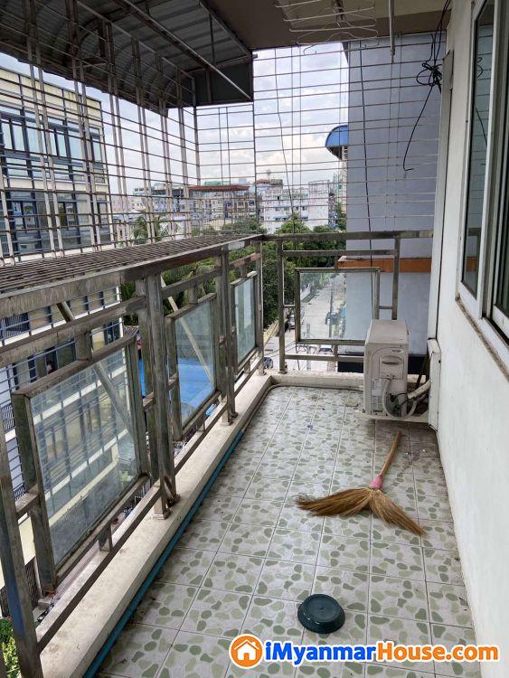 ကြန္ဒိုအခန္းက်ယ္ေရာင္းမည္လွည္းတန္းကမာရြတ္ - ရောင်းရန် - ကမာရွတ် (Kamaryut) - ရန်ကုန်တိုင်းဒေသကြီး (Yangon Region) - 1,600 သိန်း (ကျပ်) - S-8797637 | iMyanmarHouse.com
