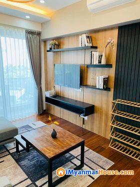 ရန်ကင်းမြို့နယ် The Central Residence၊ Tower-2 ရှိ ခေတ်မီပြီး နေချင်စဖွယ် ပြင်ဆင်ထားသော အခန်းလေး 5th Floor (City View) ကို ပိုင်ရှင်ကိုယ်တိုင်ရောင်းမည်။ - ရောင်းရန် - ရန်ကင်း (Yankin) - ရန်ကုန်တိုင်းဒေသကြီး (Yangon Region) - 4,000 သိန်း (ကျပ်) - S-8798536   iMyanmarHouse.com