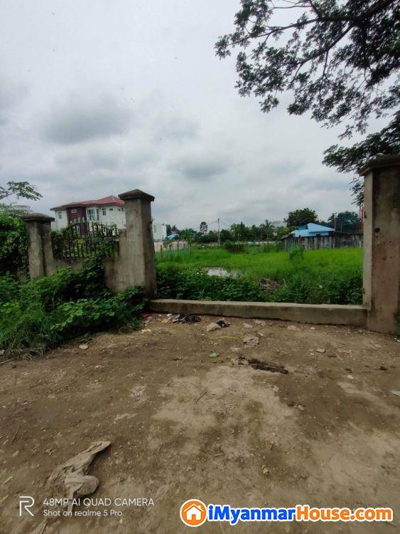ဂရမ် အမည်ပေါက် မြေကွက်ရောင်းမည် - ရောင်းရန် - ဒဂုံမြို့သစ် မြောက်ပိုင်း (Dagon Myothit (North)) - ရန်ကုန်တိုင်းဒေသကြီး (Yangon Region) - 1,500 သိန်း (ကျပ်) - S-9082984 | iMyanmarHouse.com