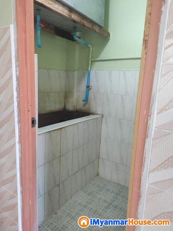 တိုက်ခန်းရောင်းမည် - ရောင်းရန် - သင်္ဃန်းကျွန်း (Thingangyun) - ရန်ကုန်တိုင်းဒေသကြီး (Yangon Region) - 275 သိန်း (ကျပ်) - S-8913287 | iMyanmarHouse.com