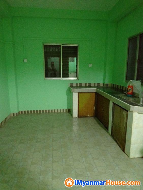 ကမာရွတ်ဘူတာရုံလမ်းမပေါ် ပထမထပ် အခန်းကျယ် မြေပိုင်ဆိုင်မှု့အပါ ရောင်းမည် - ရောင်းရန် - လှိုင် (Hlaing) - ရန်ကုန်တိုင်းဒေသကြီး (Yangon Region) - 495 သိန်း (ကျပ်) - S-8945760   iMyanmarHouse.com