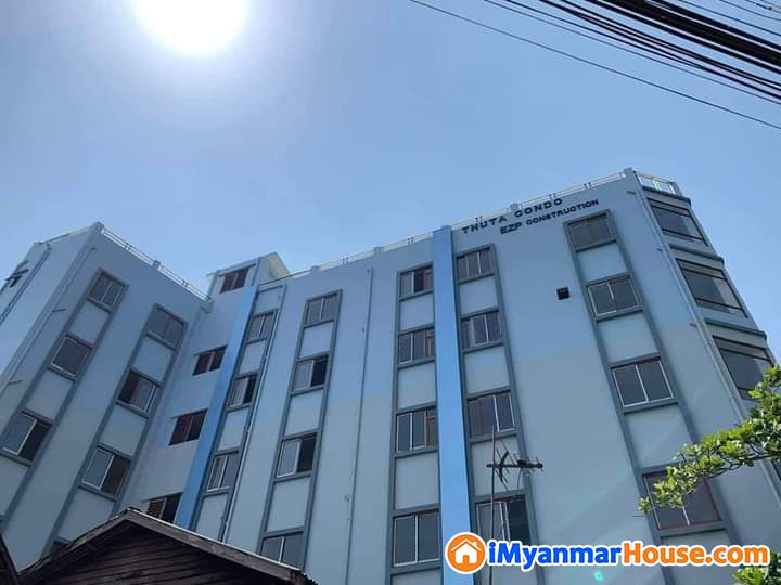 ကမ္ဘာအေး ဘုရားလမ်း သွယ် ပြင်ဆင်ပြီး ကွန်ဒို အခန်းရောင်း - ရောင်းရန် - မရမ်းကုန်း (Mayangone) - ရန်ကုန်တိုင်းဒေသကြီး (Yangon Region) - 1,350 သိန်း (ကျပ်) - S-9083861 | iMyanmarHouse.com