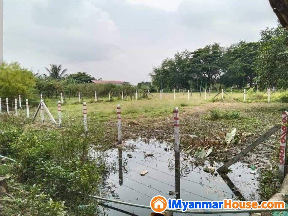 ဒဂုံဆိပ်ကမ်း ၆၈ရပ်ကွက် ၂ကွက်တွဲ အရောင်း - ရောင်းရန် - ဒဂုံမြို့သစ် ဆိပ်ကမ်း (Dagon Myothit (Seikkan)) - ရန်ကုန်တိုင်းဒေသကြီး (Yangon Region) - 750 သိန်း (ကျပ်) - S-9026370 | iMyanmarHouse.com