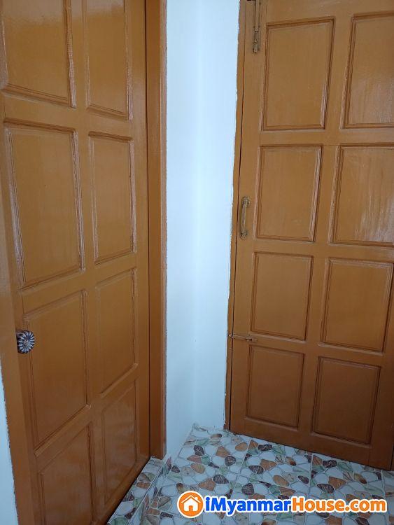 စမ်းချောင်းတိုက်ခန်းရောင်းရန်ရှိသည်။ - ရောင်းရန် - စမ်းချောင်း (Sanchaung) - ရန်ကုန်တိုင်းဒေသကြီး (Yangon Region) - 500 သိန်း (ကျပ်) - S-9069720 | iMyanmarHouse.com