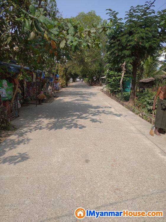 ဒဂုံမြို့သစ်မြောက်ပိုင်း ၄၅ရပ်ကွက်မြေသီးသန့်ရောင်းမည် - ရောင်းရန် - ဒဂုံမြို့သစ် မြောက်ပိုင်း (Dagon Myothit (North)) - ရန်ကုန်တိုင်းဒေသကြီး (Yangon Region) - 450 သိန်း (ကျပ်) - S-9070151 | iMyanmarHouse.com
