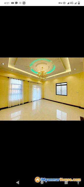 သာကေတ7ဈေးလမ်းမအနီး 2ထပ်လုံးချင်းအိမ်သစ် - ရောင်းရန် - သာကေတ (Thaketa) - ရန်ကုန်တိုင်းဒေသကြီး (Yangon Region) - 1,550 သိန်း (ကျပ်) - S-9070392 | iMyanmarHouse.com