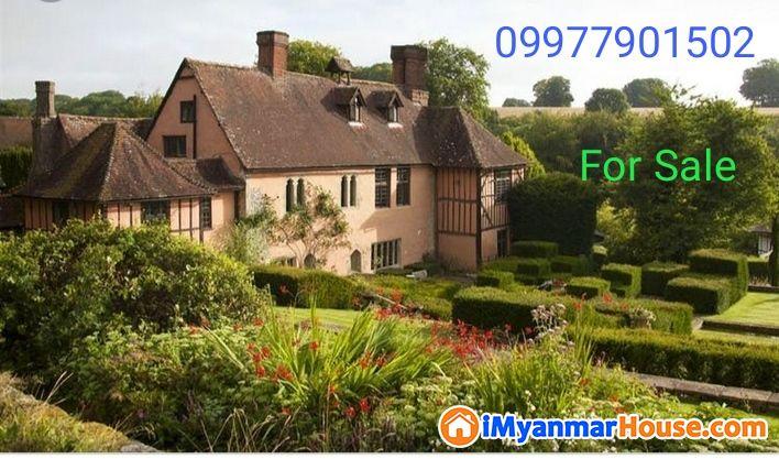 🔑 သာယာဝတီလမ်းကျယ် 🔑 - ရောင်းရန် - ဗဟန်း (Bahan) - ရန်ကုန်တိုင်းဒေသကြီး (Yangon Region) - 20,000 သိန်း (ကျပ်) - S-9071657 | iMyanmarHouse.com