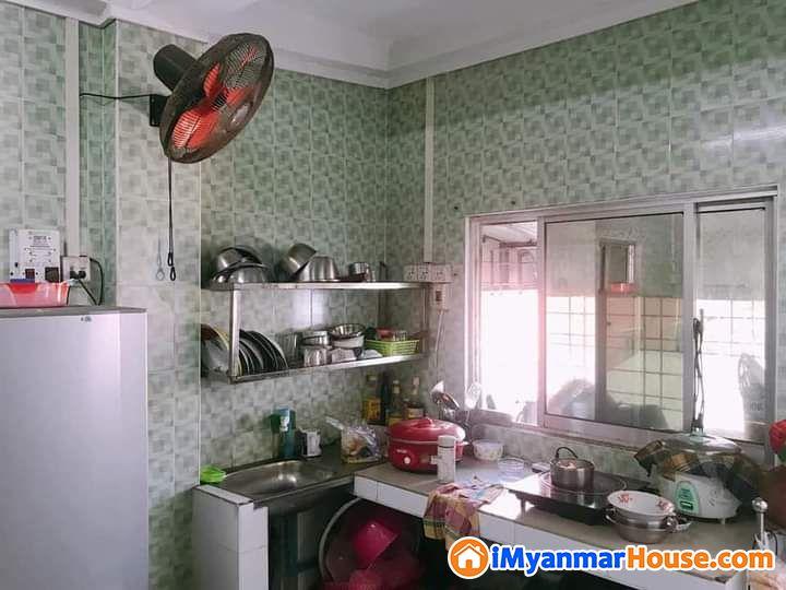 အရောင်း - ရောင်းရန် - မရမ်းကုန်း (Mayangone) - ရန်ကုန်တိုင်းဒေသကြီး (Yangon Region) - 550 သိန်း (ကျပ်) - S-9083482 | iMyanmarHouse.com