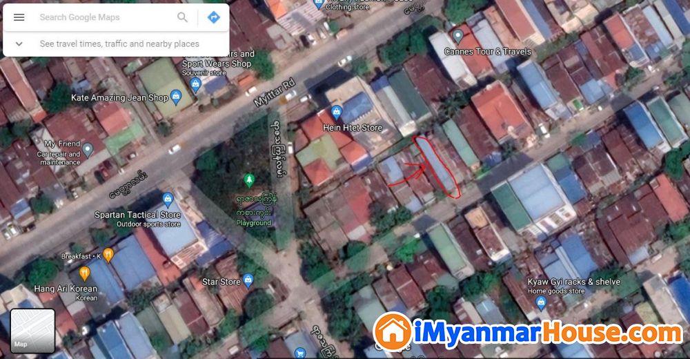 ⚠️ တောင်ဥက္ကလာ ၁၁ ရက်ကွက် ၊ မြေ+ အိမ်ရောင်းမည်!!! ⚠️ - ရောင်းရန် - တောင်ဥက္ကလာပ (South Okkalapa) - ရန်ကုန်တိုင်းဒေသကြီး (Yangon Region) - 1,500 သိန်း (ကျပ်) - S-9091565 | iMyanmarHouse.com