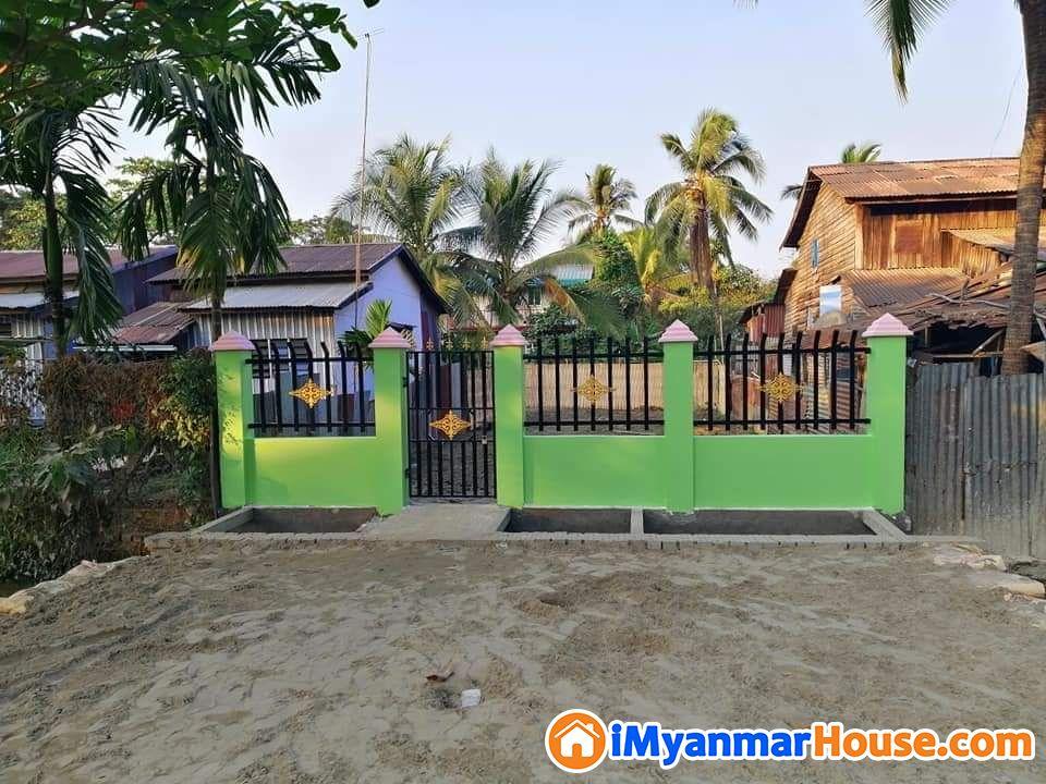 နေရာကောင်း ခြံခတ်ပြီး မြေကွက်လွတ်ရောင်းမည် - ရောင်းရန် - ရွှေပြည်သာ (Shwepyithar) - ရန်ကုန်တိုင်းဒေသကြီး (Yangon Region) - 190 သိန်း (ကျပ်) - S-9091601 | iMyanmarHouse.com