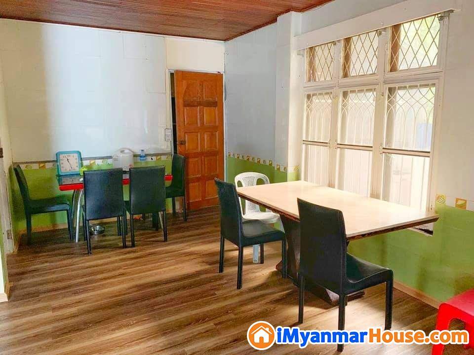 40x120..ခြံလဲကျယ် အိမ်လဲ good ရောင်းမယ် - ရောင်းရန် - ရန်ကင်း (Yankin) - ရန်ကုန်တိုင်းဒေသကြီး (Yangon Region) - 7,200 သိန်း (ကျပ်) - S-9250393   iMyanmarHouse.com