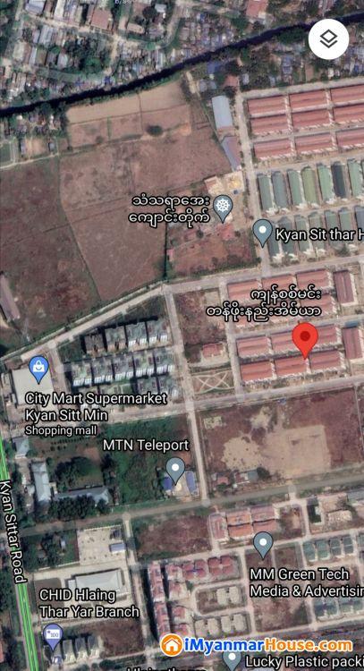 ကျန်စစ်မင်းအိမ်ရာ ၃လွှာတိုက်ခန်း ရောင်းမည်။ - ရောင်းရန် - လှိုင်သာယာ (Hlaingtharya) - ရန်ကုန်တိုင်းဒေသကြီး (Yangon Region) - 165 သိန်း (ကျပ်) - S-9251516   iMyanmarHouse.com