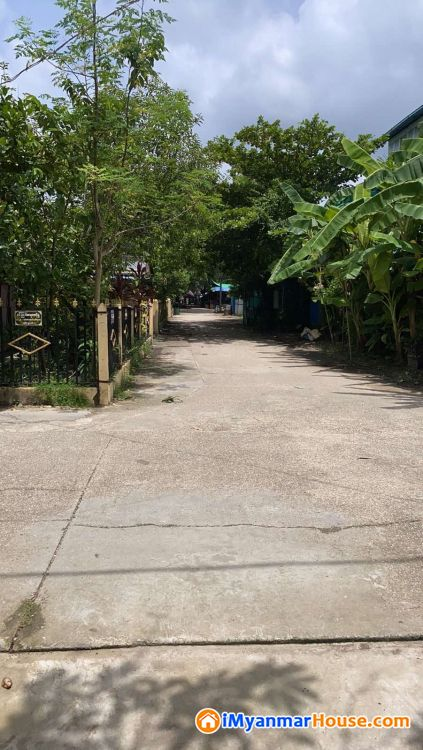 Sqft (20×60) RC - ရောင်းရန် - ဒဂုံမြို့သစ် မြောက်ပိုင်း (Dagon Myothit (North)) - ရန်ကုန်တိုင်းဒေသကြီး (Yangon Region) - 1,100 သိန်း (ကျပ်) - S-9314574 | iMyanmarHouse.com