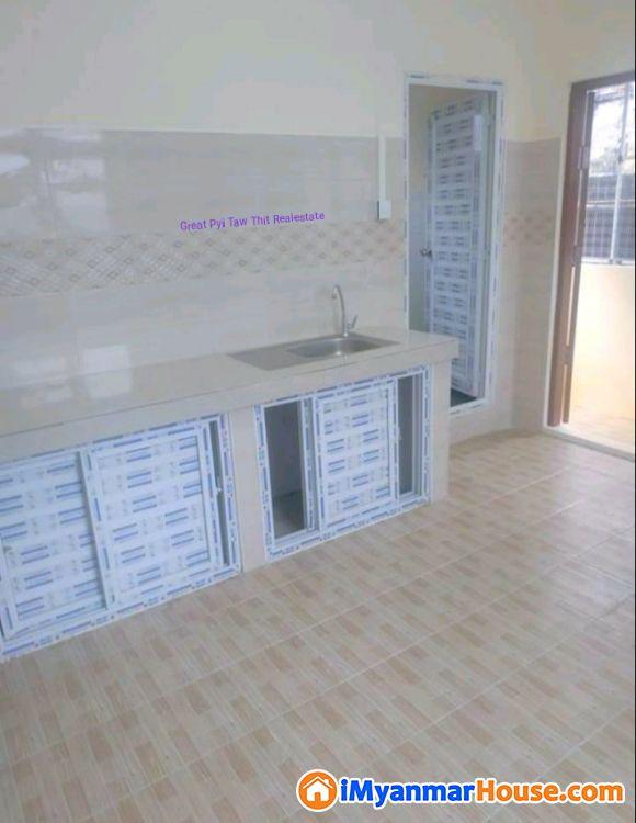 လုံးချင်းအရောင်း - ရောင်းရန် - သာကေတ (Thaketa) - ရန်ကုန်တိုင်းဒေသကြီး (Yangon Region) - 1,700 သိန်း (ကျပ်) - S-9317300   iMyanmarHouse.com