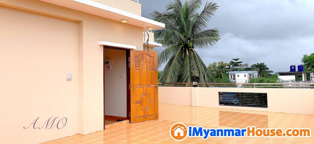 နေချင့်စဖွယ်ကောင်းသော လုံးချင်းတိုက်သစ်ရောင်းပါမည်။ - ရောင်းရန် - ဒဂုံမြို့သစ် မြောက်ပိုင်း (Dagon Myothit (North)) - ရန်ကုန်တိုင်းဒေသကြီး (Yangon Region) - 4,500 သိန်း (ကျပ်) - S-9320760 | iMyanmarHouse.com