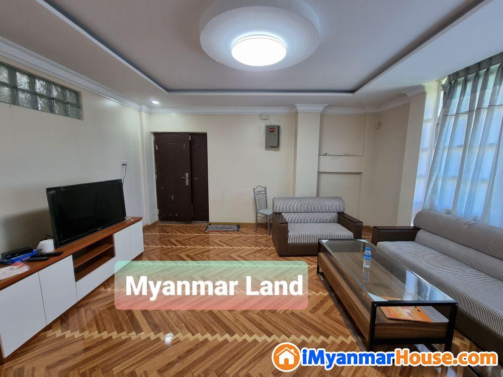 Phoe Sein Condo(1800sqft) - ရောင်းရန် - ဗဟန်း (Bahan) - ရန်ကုန်တိုင်းဒေသကြီး (Yangon Region) - 2,100 သိန်း (ကျပ်) - S-9323271 | iMyanmarHouse.com