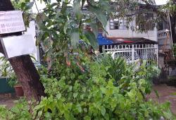 **မြောက်ဒဂုံ 34ရပ်ကွက် မြေ 40x60 (2BN) 2ထပ်တိုက်အရောင်း