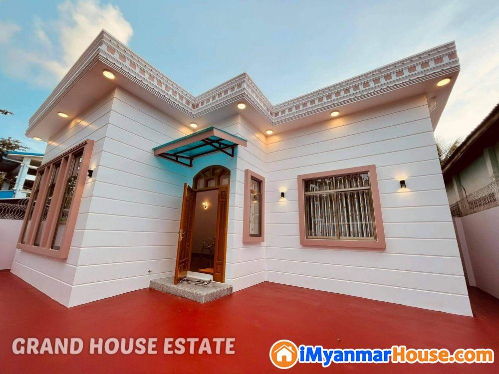 နေရာကောင်းကောင်း_တိုက်အသစ်လေးရောင်းပါမယ်ခင်ဗျာ - ရောင်းရန် - ဒဂုံမြို့သစ် မြောက်ပိုင်း (Dagon Myothit (North)) - ရန်ကုန်တိုင်းဒေသကြီး (Yangon Region) - 2,700 သိန်း (ကျပ်) - S-9330563 | iMyanmarHouse.com