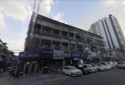 Yangon Downtown business area Ground Floor Sale