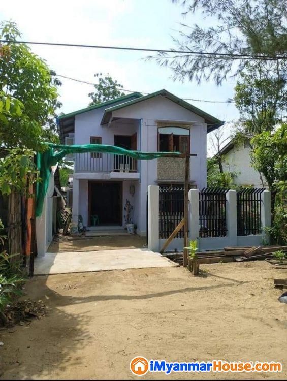 #မြောက်ဒဂုံမြို့နယ်၊ ၄၉ ရပ်ကွက်၊ဗထူးနီးလမ်းသွယ် ကျောင်းနီးစျေးနီးလမ်းကျယ် တွင် လုံးချင်းအိမ်ရောင်းမည်။ - ရောင်းရန် - ဒဂုံမြို့သစ် မြောက်ပိုင်း (Dagon Myothit (North)) - ရန်ကုန်တိုင်းဒေသကြီး (Yangon Region) - 800 သိန်း (ကျပ်) - S-9393339 | iMyanmarHouse.com