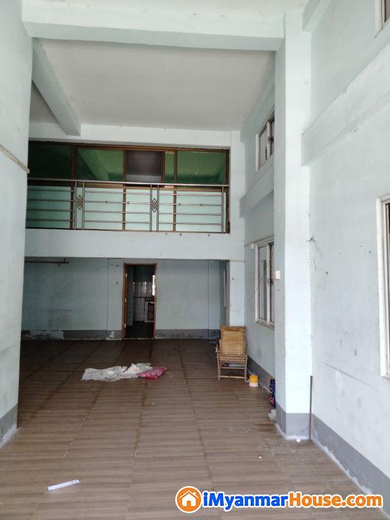 အင္းစိန္ေျမညီ ထပ္ခိဳးပါတိုက္ခန္းေရာင္းရန္႐ွိပါသည္ - ရောင်းရန် - အင်းစိန် (Insein) - ရန်ကုန်တိုင်းဒေသကြီး (Yangon Region) - 650 သိန်း (ကျပ်) - S-9394151 | iMyanmarHouse.com